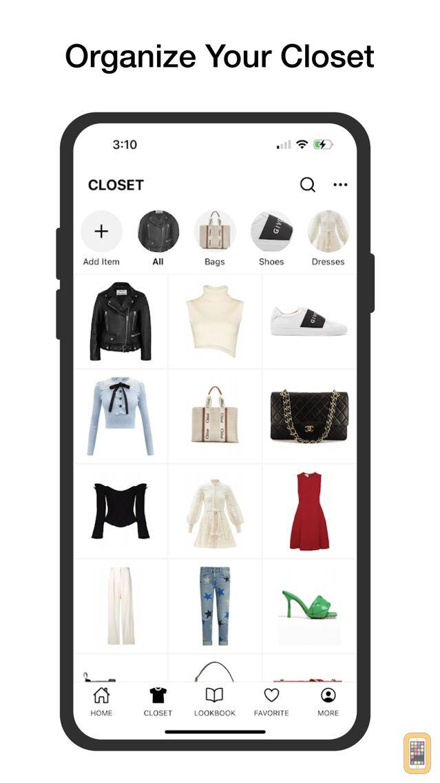 Screenshot - Smart Closet - Fashion Style