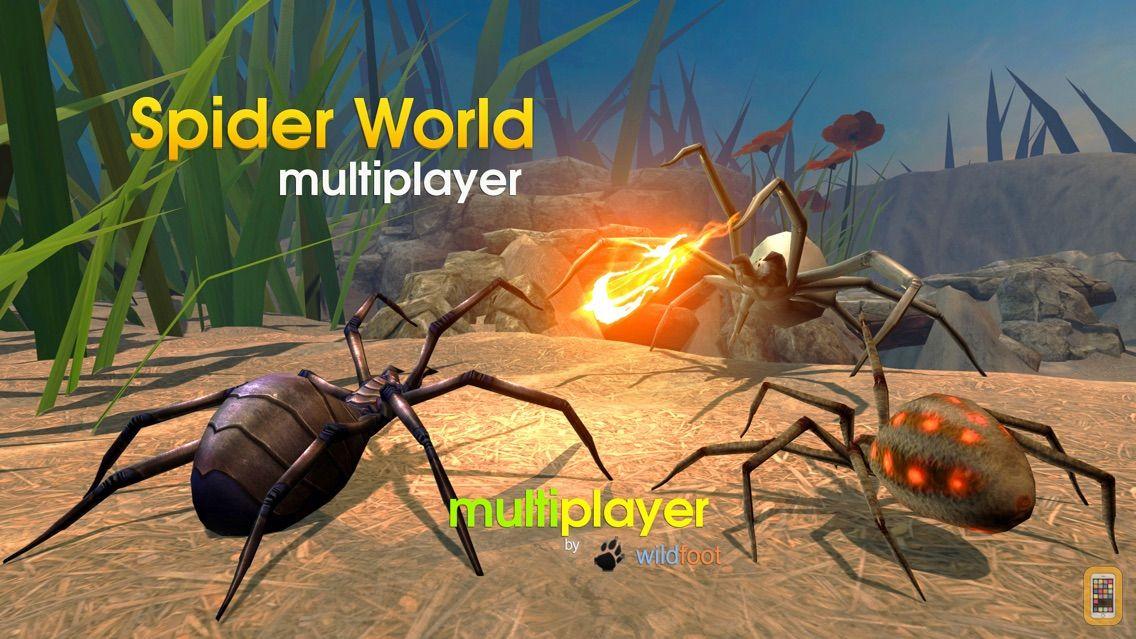 Screenshot - Spider Multiplayer