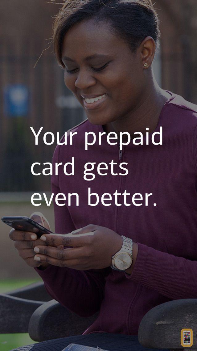 Screenshot - BofA Prepaid Mobile
