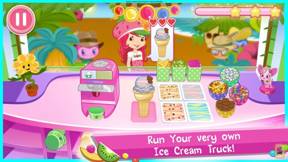 Screenshot - Strawberry Shortcake Ice Cream
