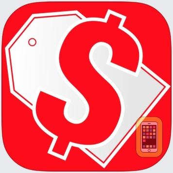 Sale Price + Tax Calculator by Jacob Hazelgrove (iPhone)