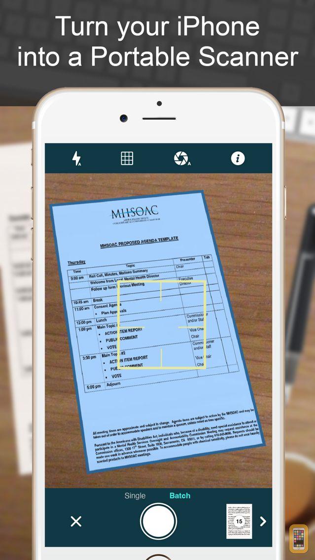 Screenshot - PRO SCANNER- PDF Document Scan