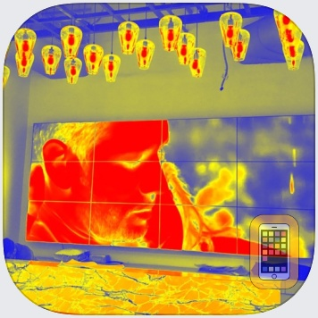 Thermal Heat - Live Camera by Pooja Bansal (iPhone)