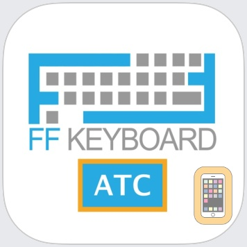FFKeyboard: An ATC Keyboard by Morgan Surgical Consulting, PLLC (iPad)