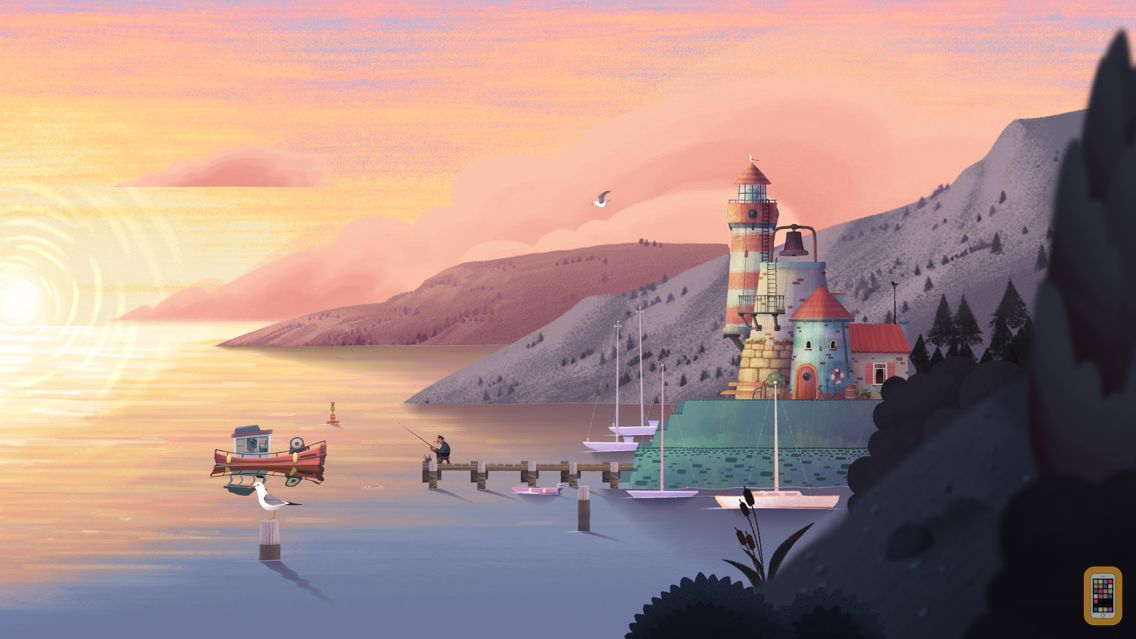 Screenshot - Old Man's Journey