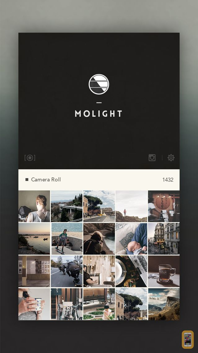 Screenshot - Molight