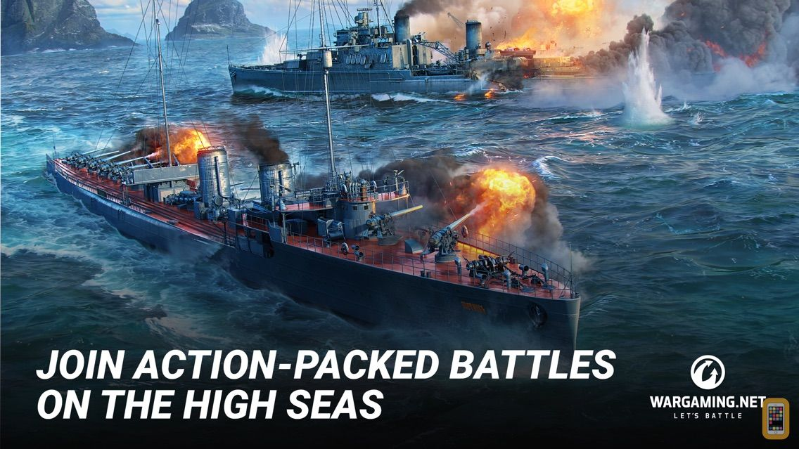 Screenshot - World of Warships Blitz: MMO