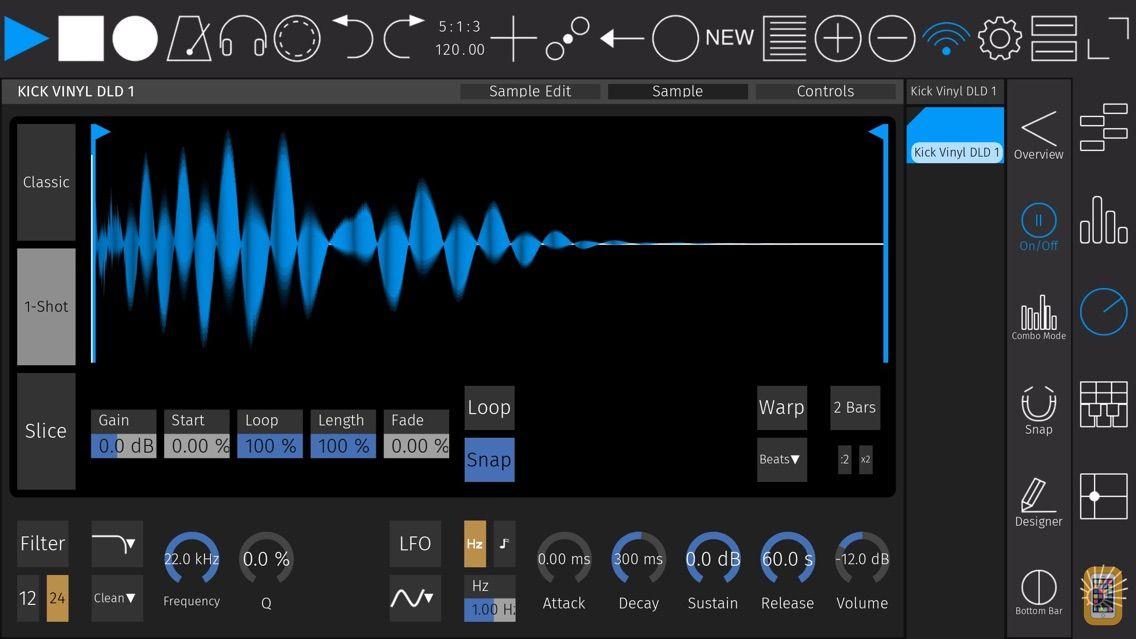 Screenshot - touchAble Pro