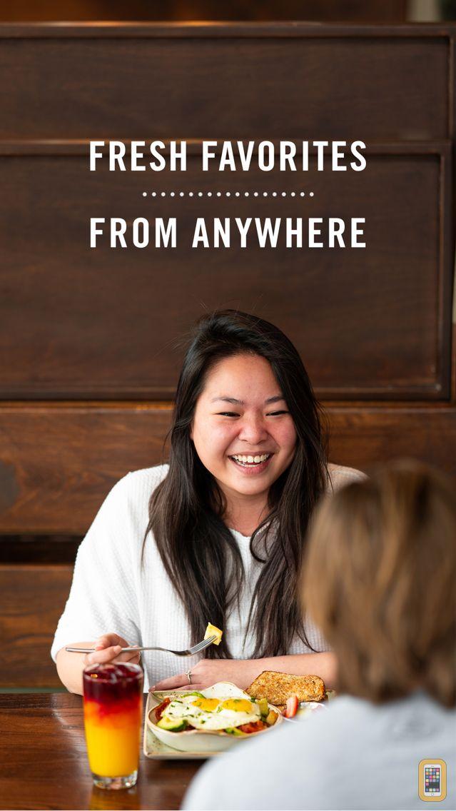 Screenshot - First Watch Mobile App