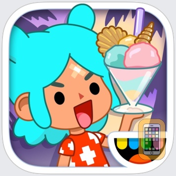 Toca Life World: Build stories by Toca Boca AB (Universal)