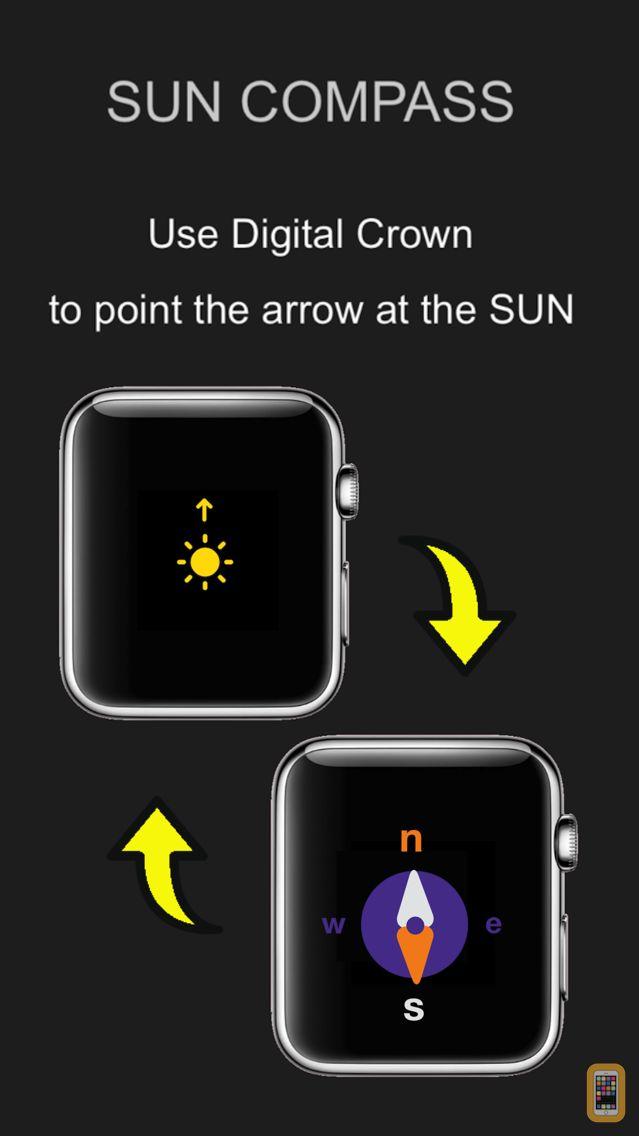 Screenshot - Compass for Watch