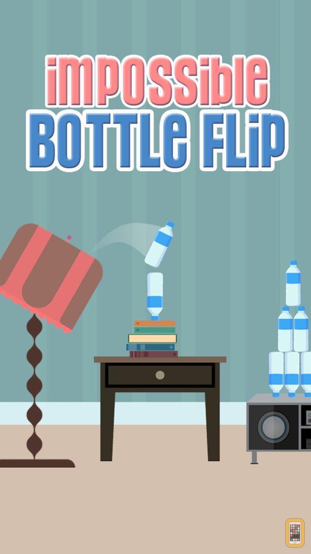 Screenshot - Impossible Bottle Flip