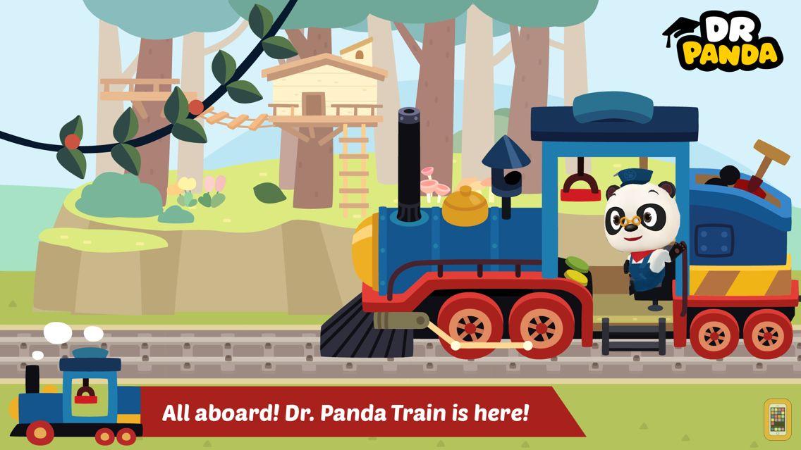 Screenshot - Dr. Panda Train