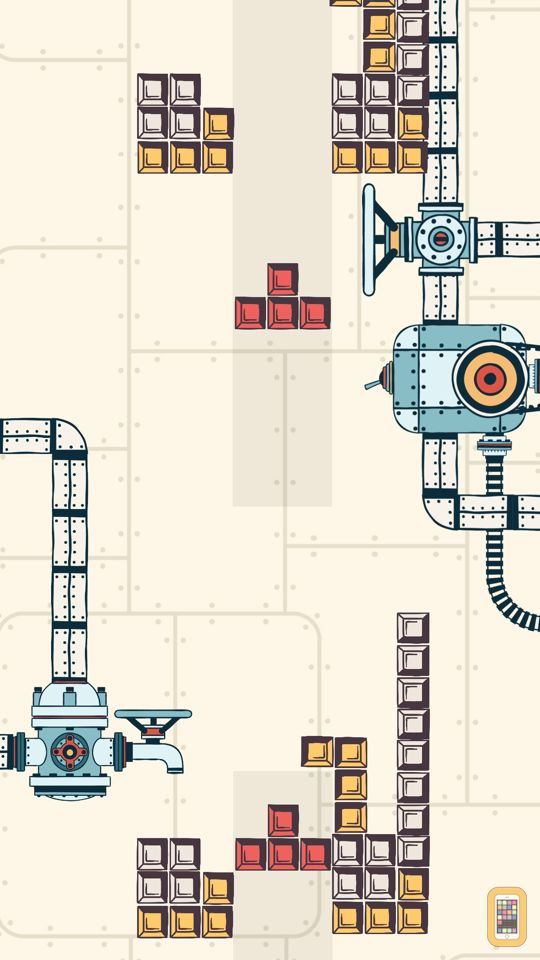 Screenshot - Steampunk Puzzle Physics Game