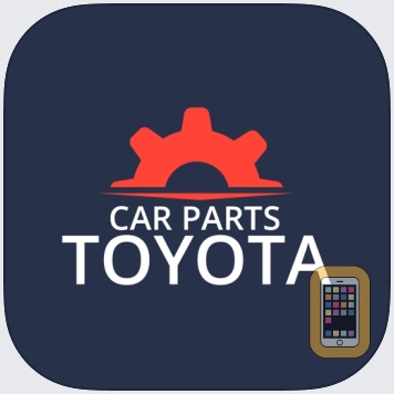 Toyota, Lexus Car Parts by Ruslan Balkarov (Universal)