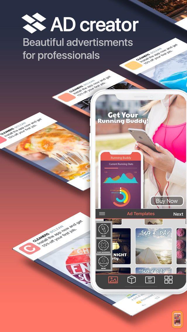 Screenshot - Post & Ad Creator for Social