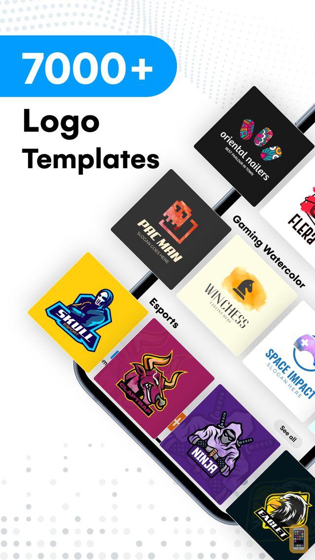 Screenshot - Logo Maker - Design Monogram