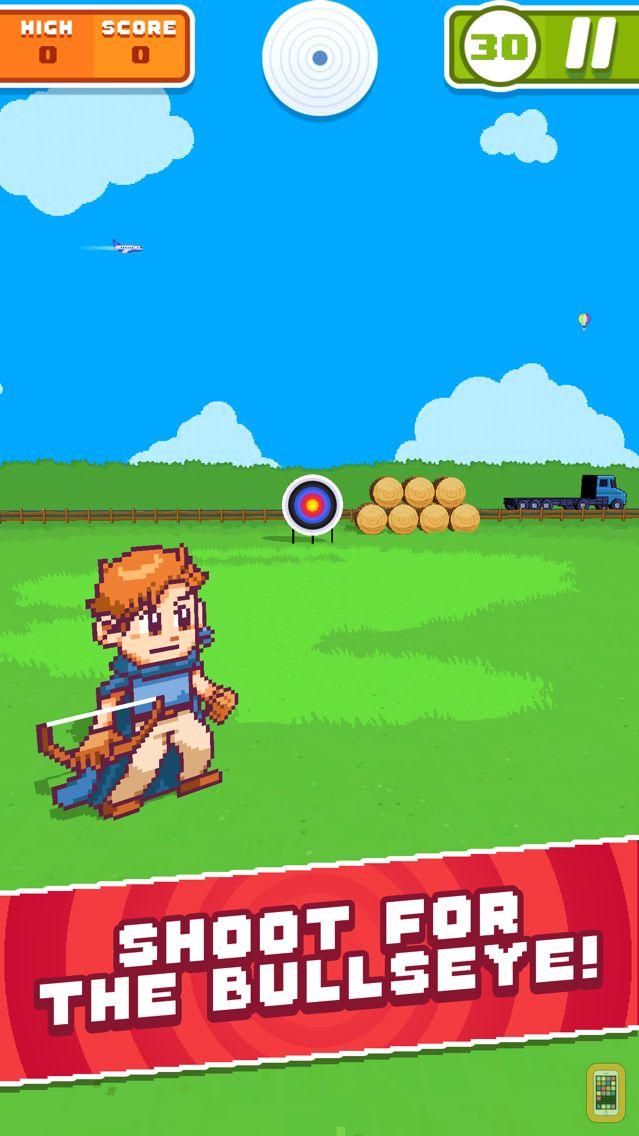 Screenshot - Cobi Arrows