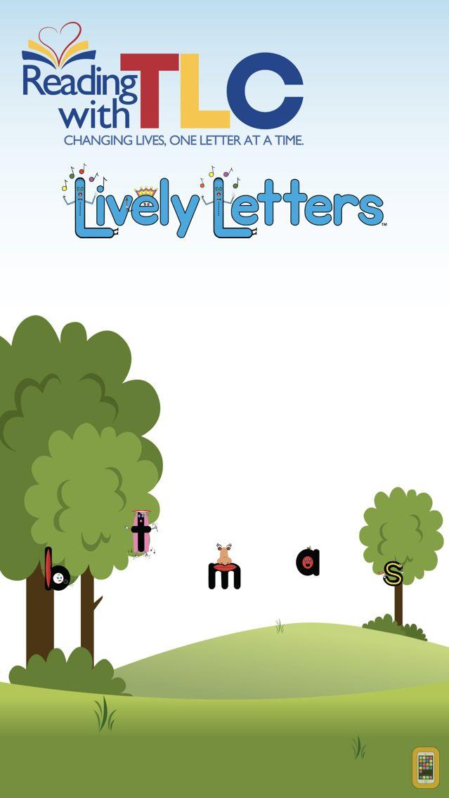 Screenshot - Lively Letters - Phonics