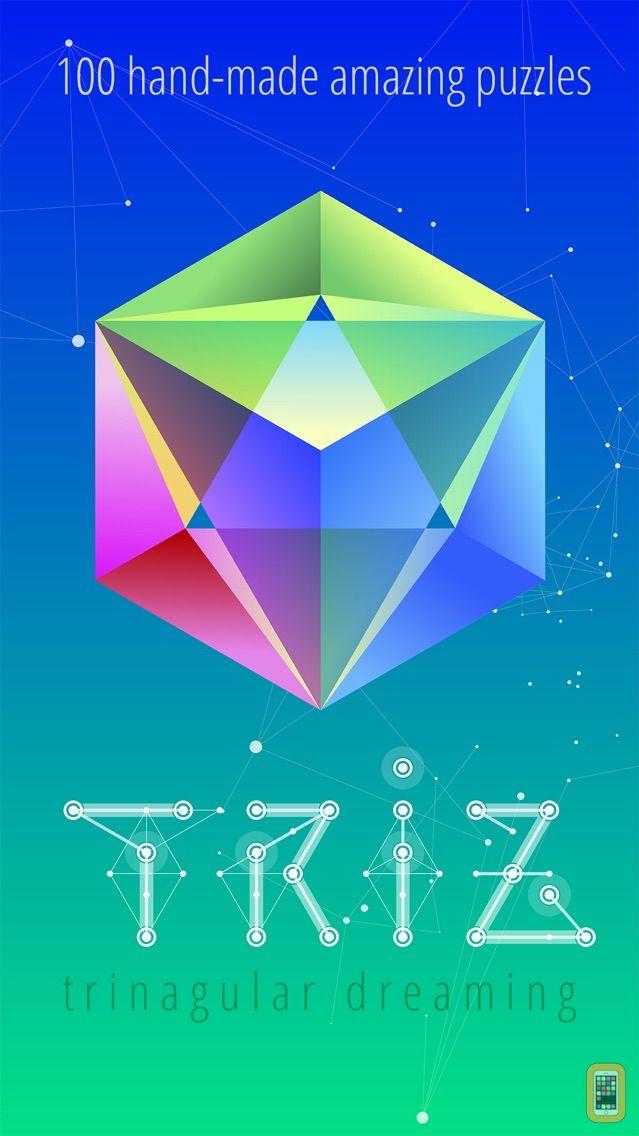 Screenshot - TRIZ - Sacred Geometry Puzzles
