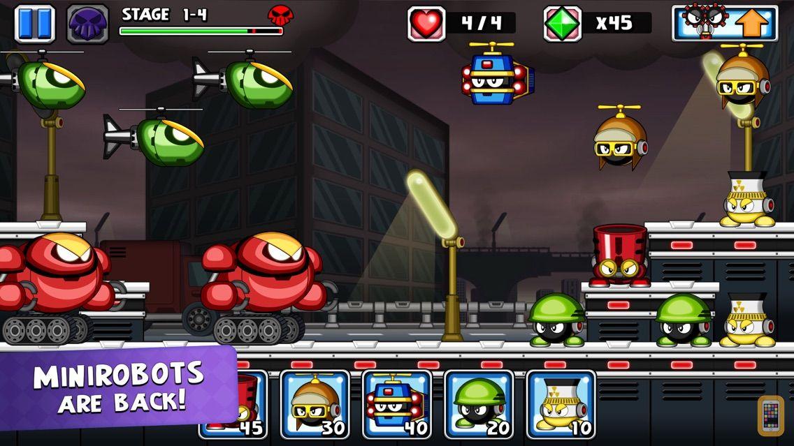 Screenshot - Tiny Defense 2
