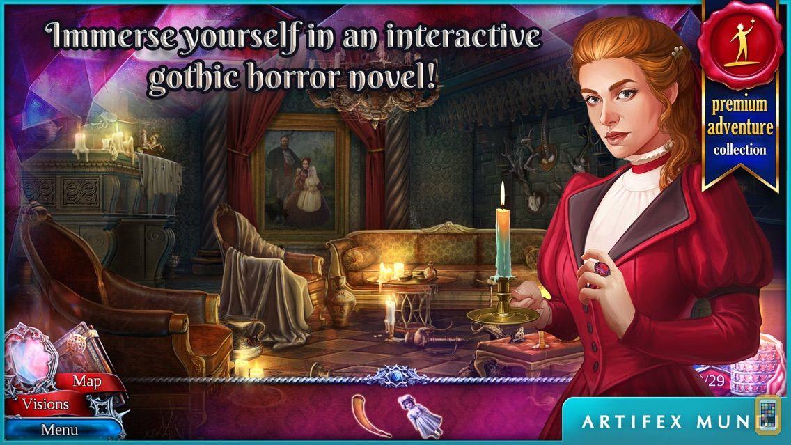 Screenshot - Scarlett Mysteries: Cursed Child (Full)