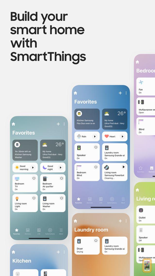 Screenshot - SmartThings