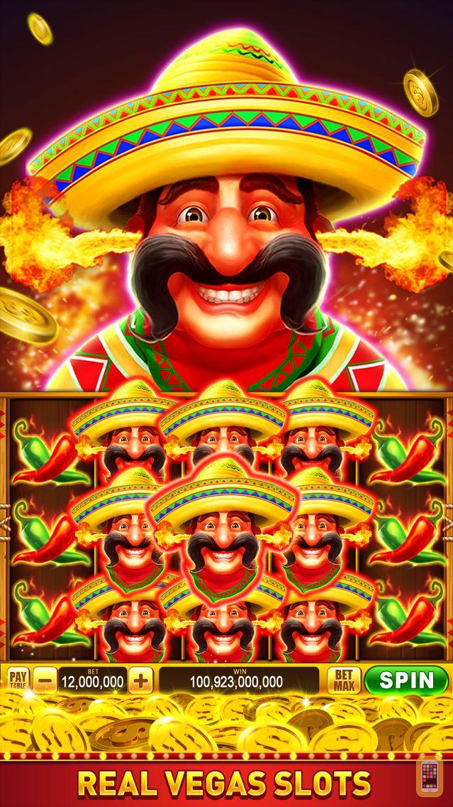 Screenshot - Royal Slots:Slot Machine Games