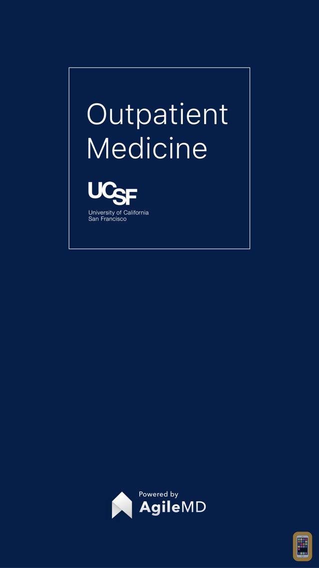 Screenshot - UCSF Outpatient Medicine Handbook