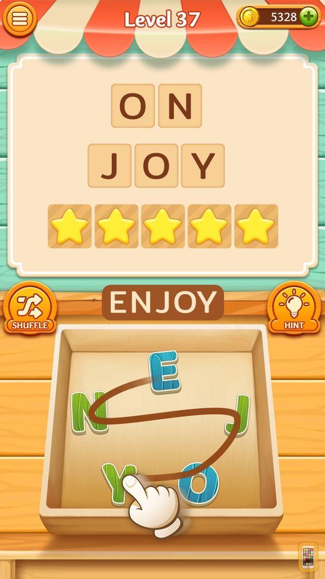 Screenshot - Word Shop - Brain Puzzle Games