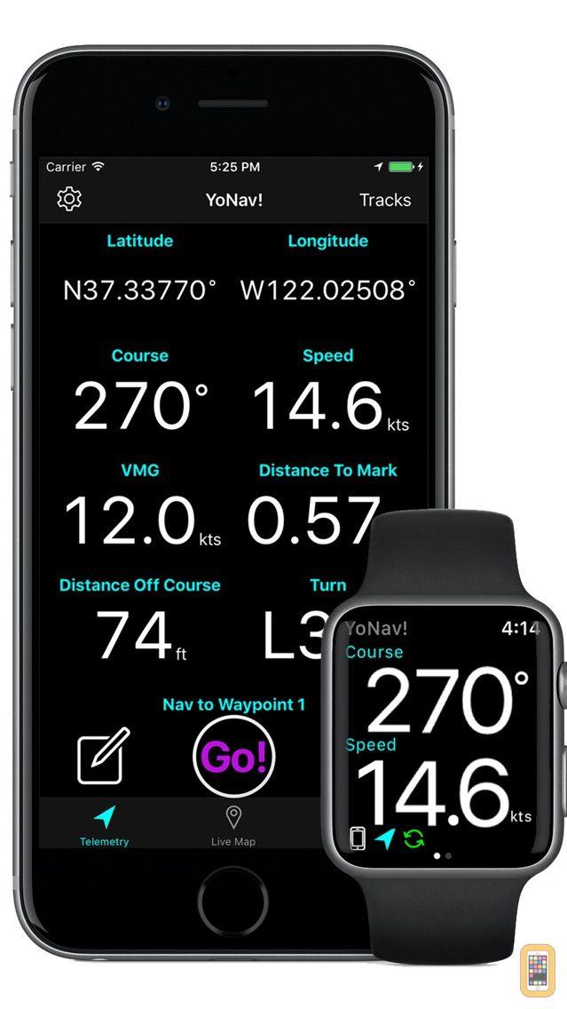 Screenshot - YoNav! GPS Navigation