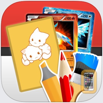 Card Maker Creator for Pokemon by PA Mobile Technology Company Limited (Universal)