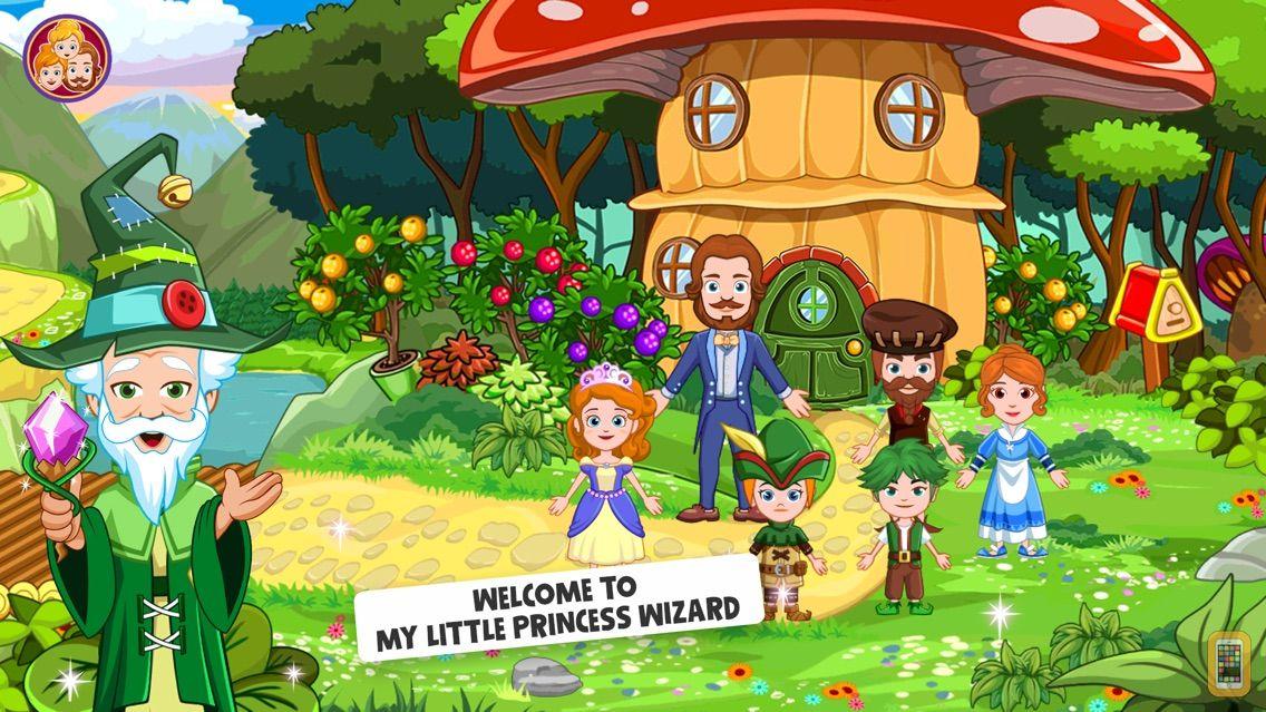 Screenshot - My Little Princess : Wizard
