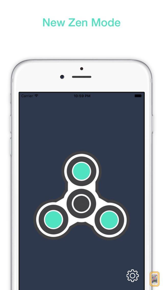 Screenshot - Fidget Spinner Feel