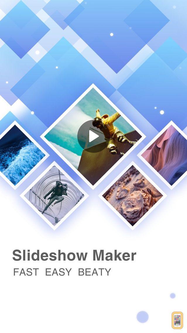Screenshot - imgSlides - slideshow maker