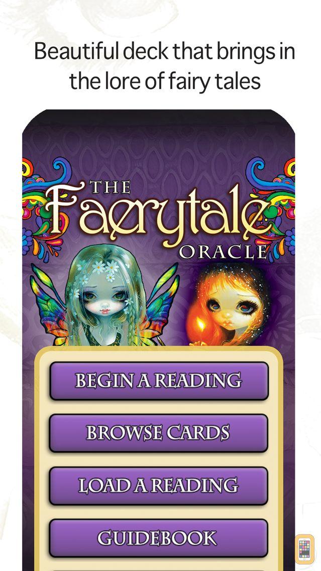 Screenshot - The Faerytale Oracle