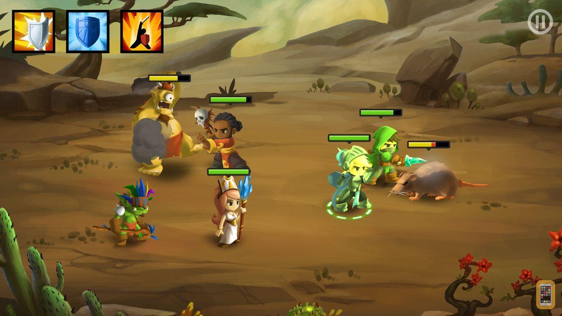 Screenshot - Battleheart 2