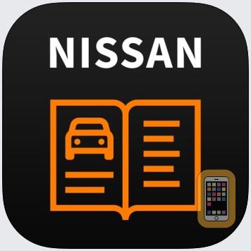 Nissan App! by Rauza Tleuova (iPhone)