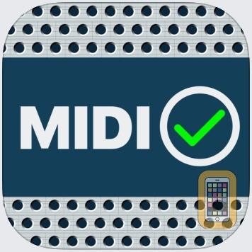 MIDI Check - Diagnose Tool by DejaWorks LTD (Universal)