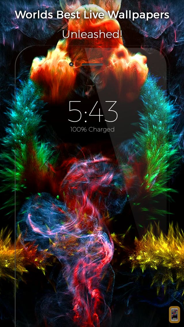 Nebula - Live Wallpapers for iPhone - App Info & Stats ...