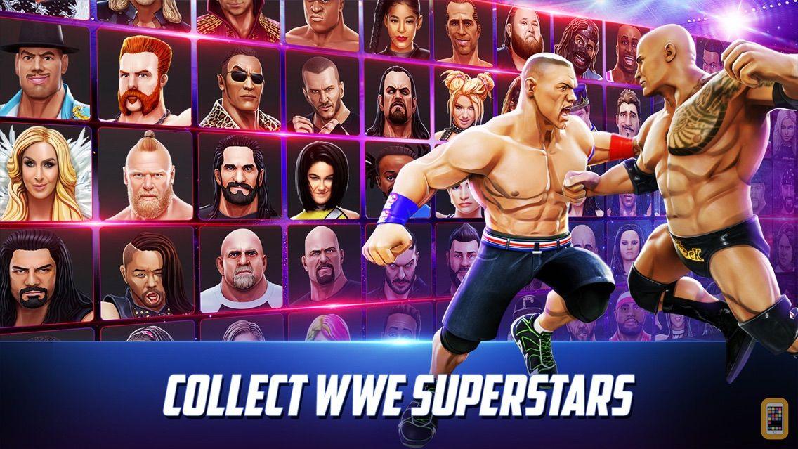 Screenshot - WWE Mayhem