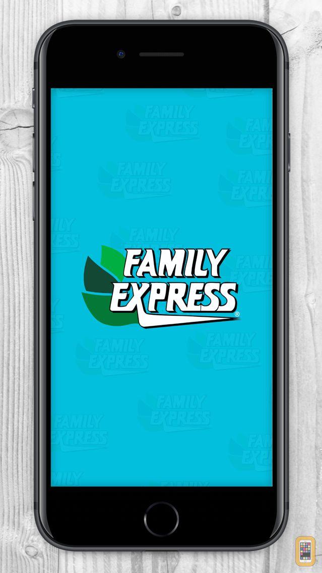 Screenshot - Family Express Perks