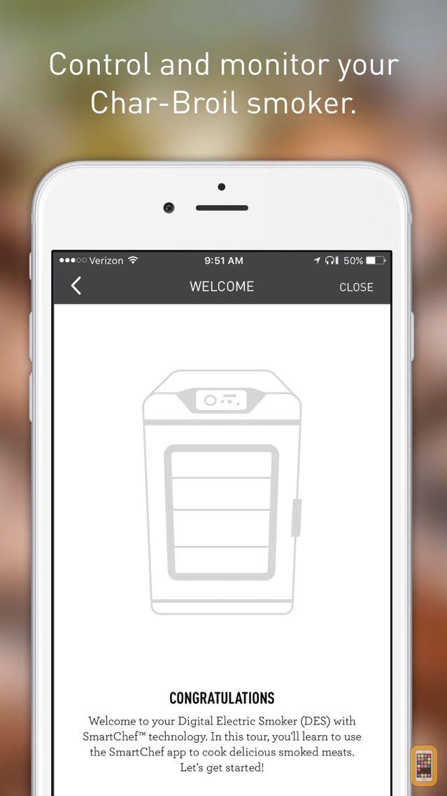 Screenshot - Char-Broil SmartChef Smoker
