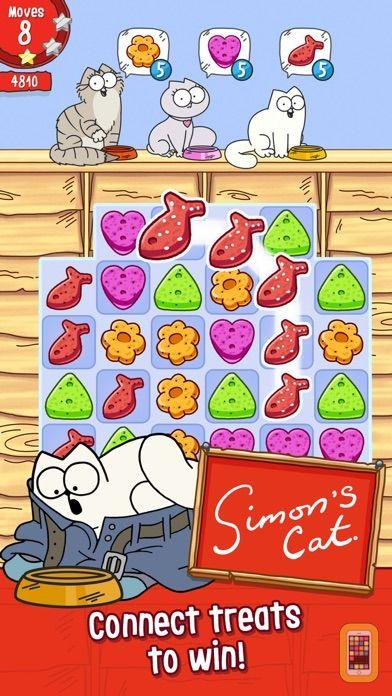 Screenshot - Simon's Cat - Crunch Time