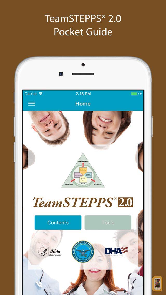Screenshot - TeamSTEPPS