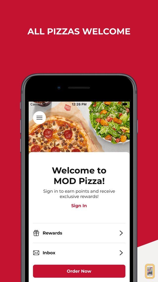 Screenshot - MOD Pizza