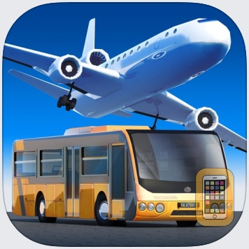 Airport Vehicle Simulator by Potra Stanca (Universal)