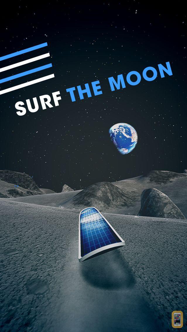 Screenshot - Moon Surfing