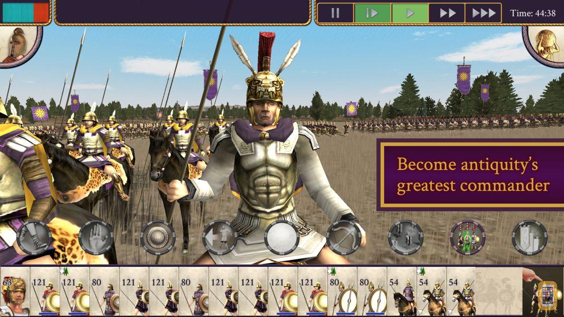 Screenshot - ROME: Total War - Alexander