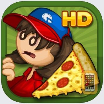 Papa's Pizzeria HD by Flipline Studios (iPad)